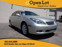 2003_Lexus_ES 300_Sedan_ Las Vegas NV