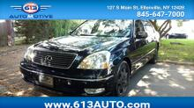 2003_Lexus_LS 430_Sedan_ Ulster County NY