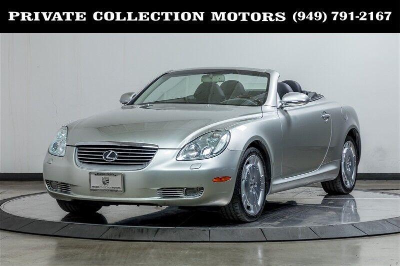 2003_Lexus_SC 430__ Costa Mesa CA