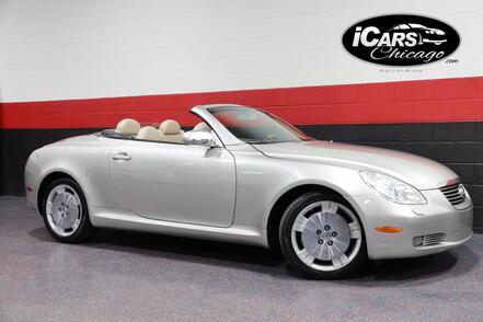 2003_Lexus_SC 430_2dr Convertible_ Chicago IL