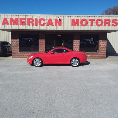 2003 Lexus SC 430 Brownsville TN