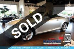 Lexus SC 430 Convertible 2D Scottsdale AZ