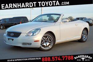 2003_Lexus_SC 430_*LOOKS GREAT! WELL MAINTAINED!*_ Phoenix AZ