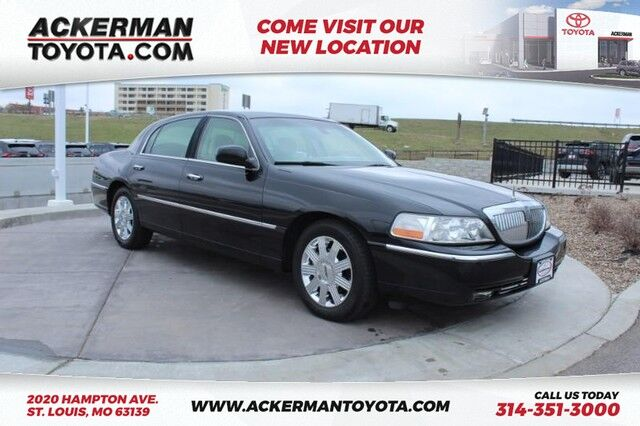 2003 Lincoln Town Car Cartier St. Louis MO