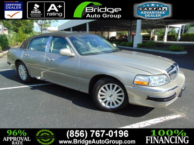 2003 Lincoln Town Car Executive Berlin Nj 25306253