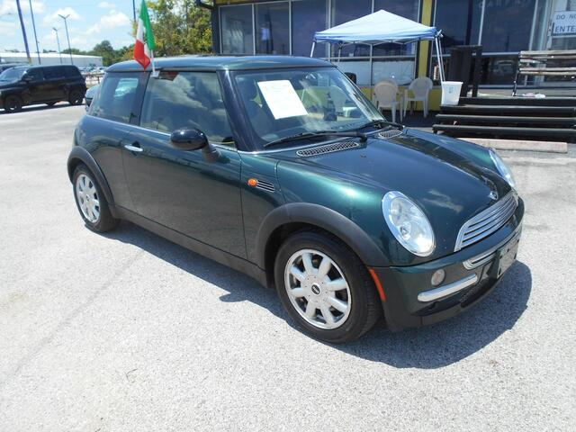 2003 MINI COOPER  Houston TX
