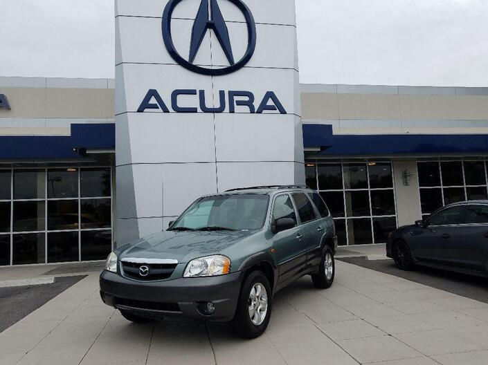 2003 Mazda Tribute ES Columbia SC