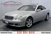 2003 Mercedes-Benz CL-Class CL500 5.0L V8 Engine RWD Coupe w/ Navigation, Sunroof, Power Heated Seats, Xenon Headlamps, Rear Center Console