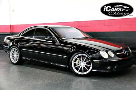 2003_Mercedes-Benz_CL600 V12_2dr Coupe_ Chicago IL