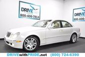 2003 Mercedes-Benz E-Class 5.0l E500 HARMAN HTD LEATHER ROOF WOOD REMOTE TRUNK