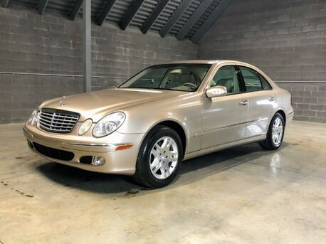 2003_Mercedes-Benz_E-Class_E320_ Orem UT