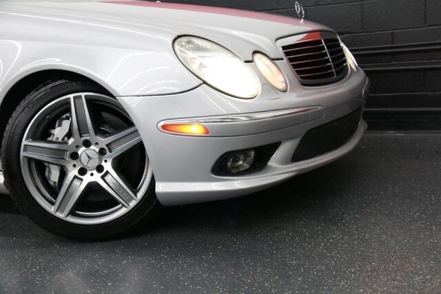 2003 Mercedes-Benz E55 AMG 4dr Sedan Chicago IL