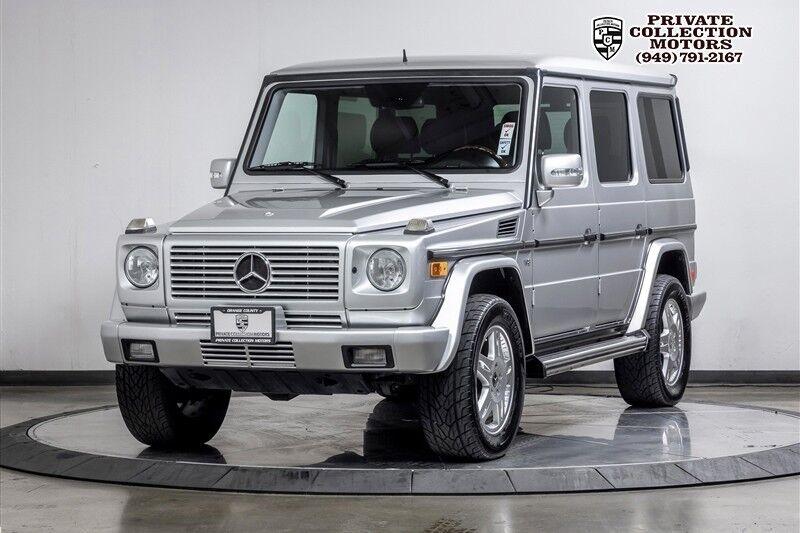 2003_Mercedes-Benz_G-Class__ Costa Mesa CA
