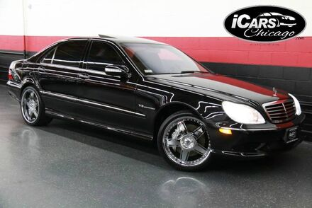 Used mercedes benz s55 chicago il for Used mercedes benz chicago