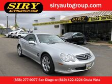 2003_Mercedes-Benz_SL-Class__ San Diego CA