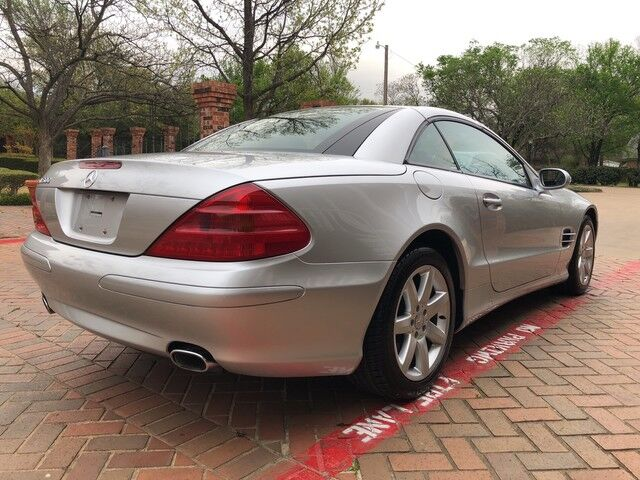 2003 Mercedes-Benz SL-Class 2-owners MINT CONDITION 29K ACTUAL MILES Park Place Mercedes of Fort Worth new car trade. AMMAZING ROADSTER. MUST C! Arlington TX