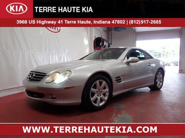 2003 Mercedes-Benz SL-Class 2dr Roadster 5.0L Terre Haute IN