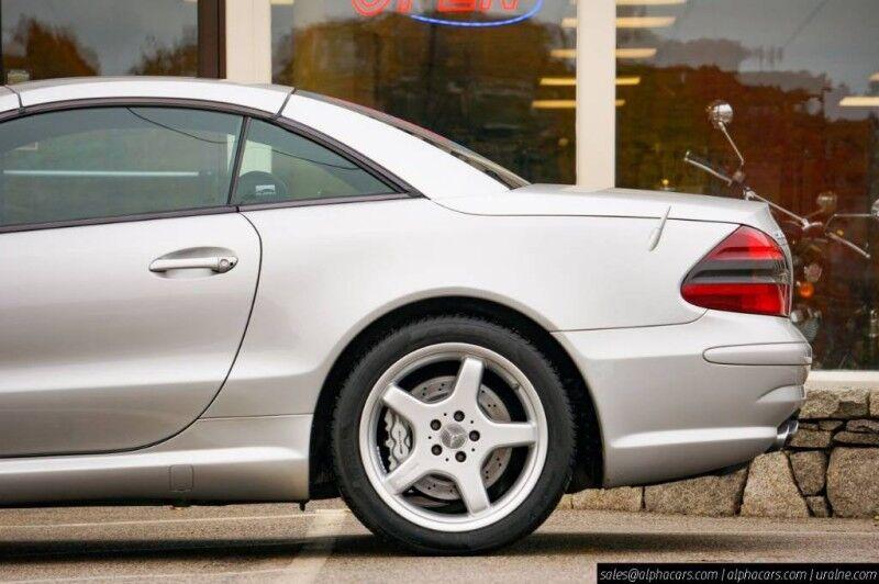 2003 Mercedes-Benz SL-Class AMG Boxborough MA