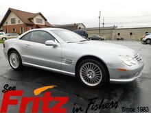 2003_Mercedes-Benz_SL-Class_AMG_ Fishers IN