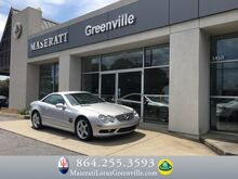 2003_Mercedes-Benz_SL-Class_AMG_ Greenville SC