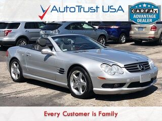 Mercedes-Benz SL-Class SL 500 LOW MILES NAV BLUETOOTH MP3 2003