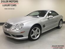 2003_Mercedes-Benz_SL-Class_SL500 AMG Sport low miles 26kmi Pano Roof_ Addison TX