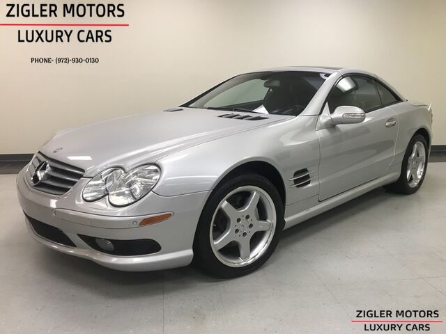 2003 Mercedes-Benz SL-Class SL500 AMG Sport low miles 26kmi Pano Roof Addison TX