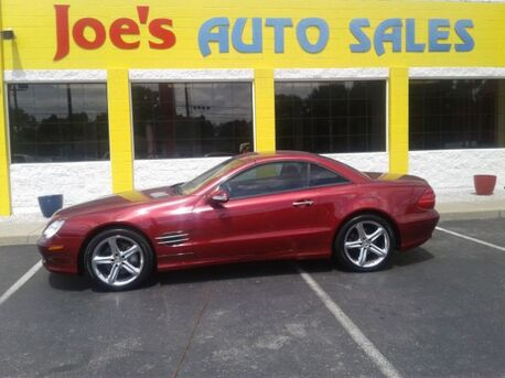2003_Mercedes-Benz_SL-Class_SL500_ Indianapolis IN