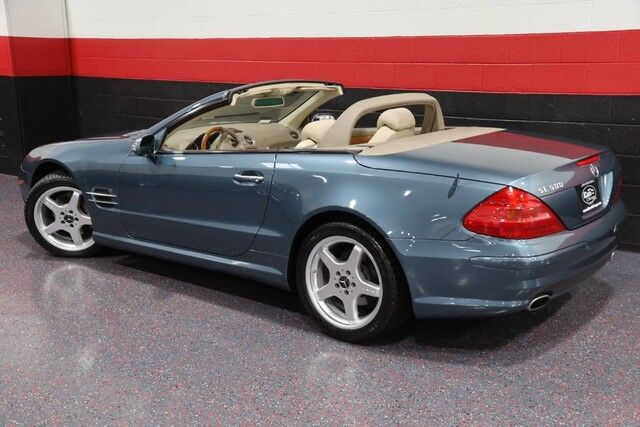2003 Mercedes-Benz SL500 AMG Sport 2dr Convertible Chicago IL