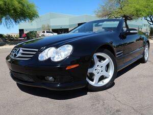 2003_Mercedes-Benz_SL500_Convertible AMG Sport Package_ Scottsdale AZ