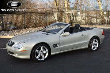 2003_Mercedes-Benz_SL500_Designo Edition_ Willow Grove PA