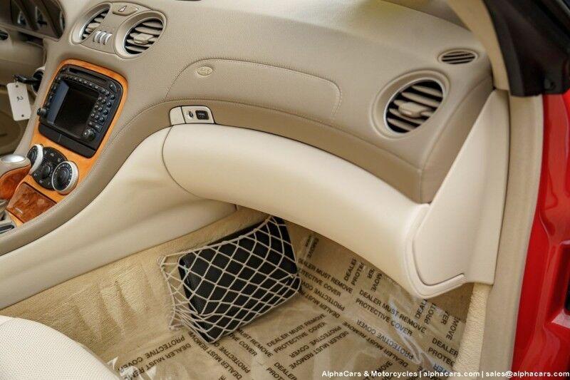 2003 Mercedes-Benz SL500 Roadster Boxborough MA
