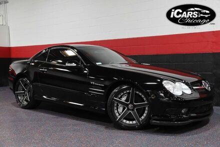 2003_Mercedes-Benz_SL55_AMG 2dr Convertible_ Chicago IL