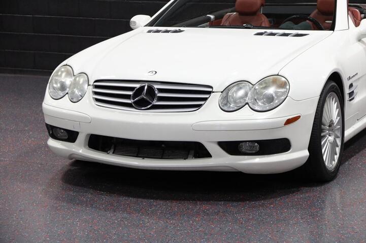 2003 Mercedes-Benz SL55 AMG 2dr Convertible Chicago IL