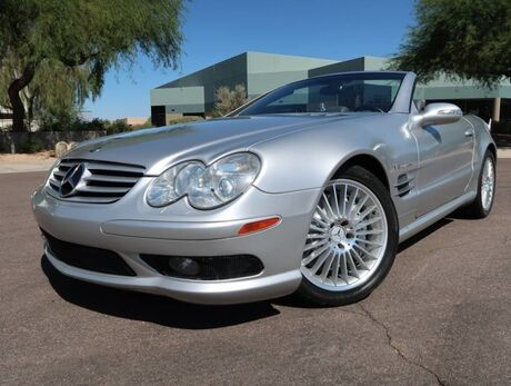 2003 Mercedes-Benz SL55 AMG Convertible Scottsdale AZ