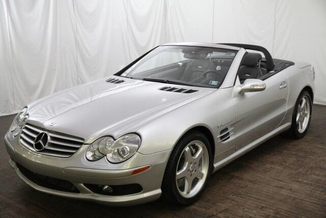 2003 Mercedes-Benz SL55 AMG Pittsburgh PA
