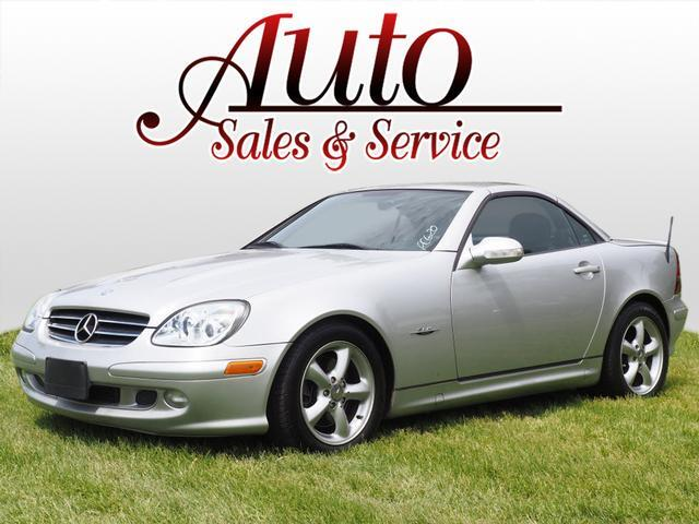 2003 Mercedes-Benz SLK SLK 320 Indianapolis IN