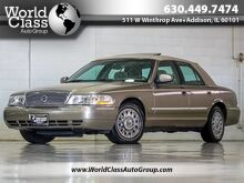 2003_Mercury_Grand Marquis_GS Convenience SUNROOF ONE OWNER_ Chicago IL