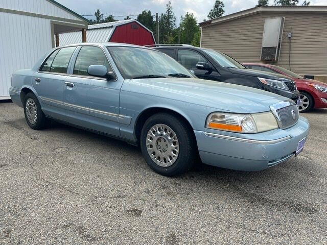 2003 Mercury Grand Marquis GS Gaston SC