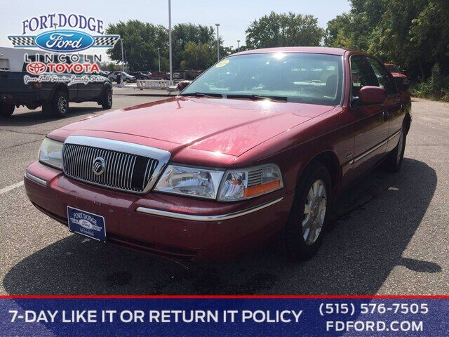 2003 Mercury Grand Marquis LS Premium Fort Dodge IA