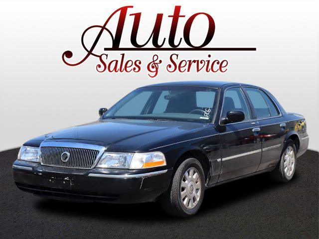 2003 Mercury Grand Marquis LS Premium Indianapolis IN