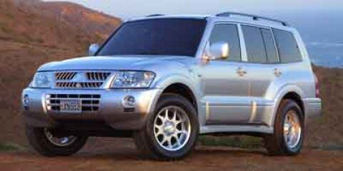 2003 Mitsubishi Montero LIMI Grand Junction CO