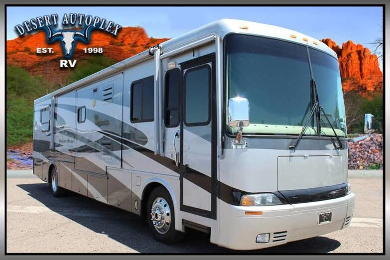 2003 Newmar Dutch Star 4004 Triple Slide Class A Diesel Pusher Mesa AZ