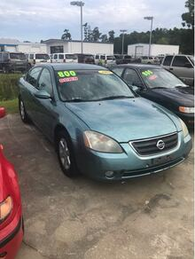 2003_Nissan_Altima_2.5_ Whiteville NC
