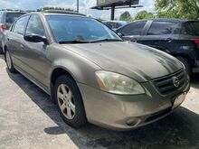 2003_Nissan_Altima_SL AS IS WHOLESALE TO PUBLIC_ Georgetown KY
