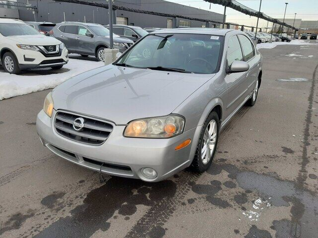 2003 Nissan Maxima LEATHER | V6 | AUTOMATIC | *GREAT DEAL* Calgary AB