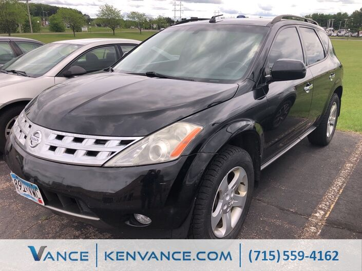 2003 Nissan Murano  Eau Claire WI