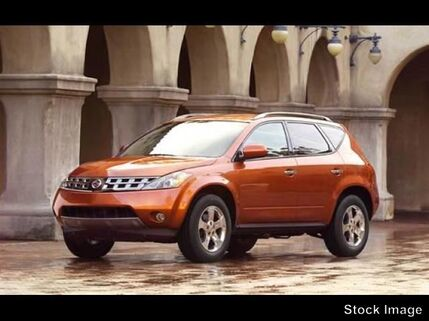 2003_Nissan_Murano_SL_ Dayton OH