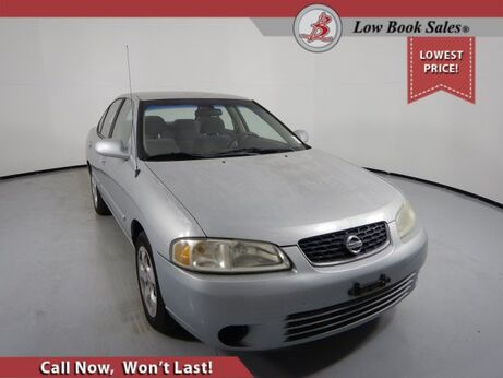 2003_Nissan_SENTRA__ Salt Lake City UT