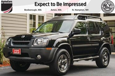 2003_Nissan_Xterra_SE 4x4_ Boxborough MA